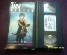 TINA TURNER-PRIVATE DANCER EP VHS VIDEO