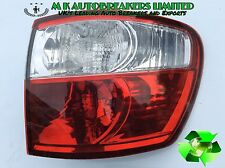 Toyota Avensis Verso From 04-09 Rear Light Driver Side (Breaking For Parts)