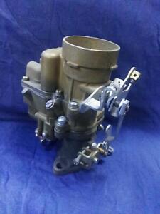 NOS Willys MB CJ2a CJ3a Carter Carburetor W-o wo 636sa