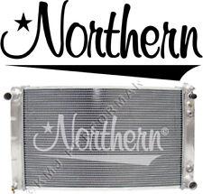 Northern 205027 Aluminum Radiator 1965-1990 Chevy Caprice Impala w Auto Trans