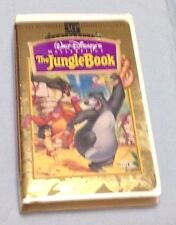 The Jungle Book (VHS, 1997, 30th Anniversary Limited Edition)~Disney~Masterpiece
