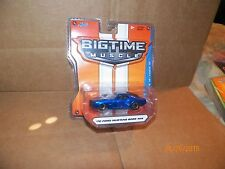 2015 JADA BIGTIME MUSCLE 70 FORD MUSTANG BOSS 429 WAVE 18   FREE U.S SHIPPING