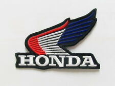 HONDA Patch Iron On Jacket T-shirt Racing Sport 4.0x 2.8 In.