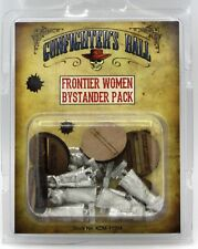 Knuckleduster KDM-11204 Frontier Women Bystander Pack (Gunfighter's Ball) Female