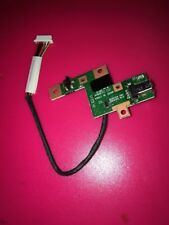44C4059 IBM LENOVO THINKPAD T400 USB Port Board W/Cable 44C4060 GENUINE
