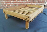 Caisse / clayette en bois idéale Déco Vintage H 16 L 64,5 l 45 cm réf 9
