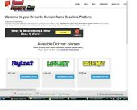 Domain Reseller Business Website  Make money selling your domains in 2021