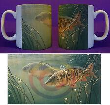 Mirror Mirror  personalised  carp fishing Mug