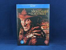 NIGHTMARE ON ELM STREET Steelbook Bluray Freddy Krueger Wes Craven Griffes Nuit