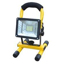 30W LED Arbeitsleuchte Baustrahler AKKU Fluter Handlampe Strahler Floodlight