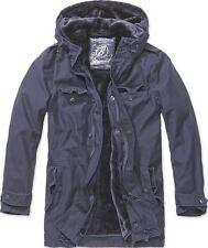 Abrigos y chaquetas de hombre parka 100% algodón