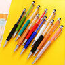 10pcs Pens Universal For Smart Cell Phone Tablet PC Stylus Crystal Touch Screen