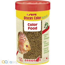 sera Discus Color Nature 250mL Color Enhancing Fish Food Granules Astaxanthin