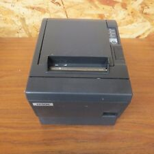 + Epson POS Receipt Printer TM-T88IIP M129C no power supplies