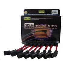 Taylor Spark Plug Wire Set 79206; 409 Pro Race 10.4mm Red OE for Chevy V8