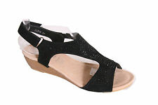 Wedge Party Strappy, Ankle Straps Unbranded Shoes for Women
