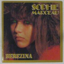 Sophie Marceau 45 tours Bérézina 1985