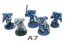 Warhammer Space Marines Vanguard Veterans - A7