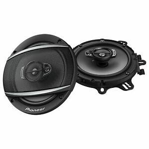 """NEW Pioneer TS-A1677S 320 Watt 6.5"""" 3-Way Coxial Speakers 6-1/2"""" (pair)"""