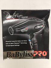 BabylissPro Nano Titanium Portofino 2000 Watts Full-Size Hair Dryer