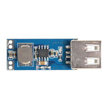 Step Up Power Bank Module Boost Converter Board USB DC-DC 2.5V-5.5V To 5V 1A 2A