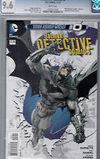 DETECTIVE COMICS #0 (Nov 2012)  * CGC 9.6 WP * TONY DANIEL COVER *
