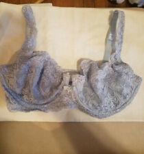 Bra Sexy Women Deep V Underwire Lace Bralette 34D