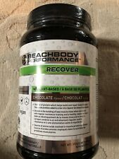Beachbody Performance Recover CHOCOLATE VEGAN PLANT BASED SEALED