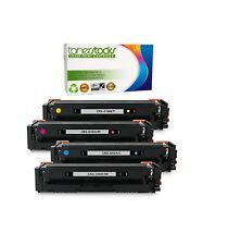 4-PACK (Set) Compatible 046 Toner for Canon MF735Cdw MF733Cdw MF731Cdw LBP654Cdw