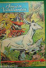 AMES VAILLANTES N°42 19 octobre 1961 COEURS VAILLANTS