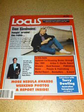 LOCUS (SCI-FI) - DAN SIMMONDS - June 1994 # 401
