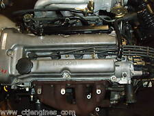 1995 323 Engine 1.5L Twin Cam Mazda 323