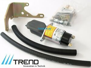 Stopmagnet /Hubmagnet Synchrostart Woodward SA-4259-12 1751-12A6U1B1S5