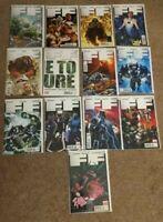 13x Future Foundation Comic Book Lot / Used / Fantastic Four