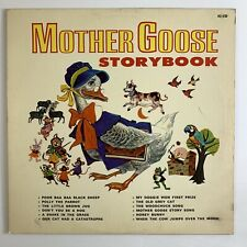 MOTHER GOOSE STORYBOOK - PETER RABBIT LP - ARC Sound Canada