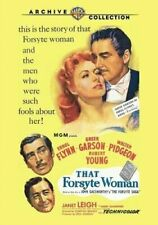 That Forsyte Woman 0883316289648 With Errol Flynn DVD Region 1