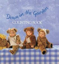 Down In The Garden Counting Book by Anne Geddes (1997, HC With Dust Jacket)