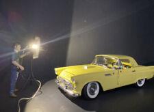 1:24 Scale Lighting Kit Photographer Camera Studio Diorama Weekend Car Show