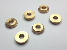 BOCCOLE PIENE IN BRONZO 8mm ACCESSORI PER SOFTAIR SNIPER.MK 6 PEZZI