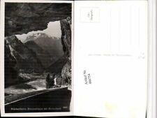 486754,Weichselboden Bresceniklause m. Hochschwab Bergkulisse