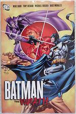 Batman: The Wrath - Graphic Novel