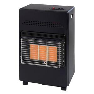 Supawarm Portable Indoor Heater 4.2kw - Home Butane Calor Gas Heating Regulator