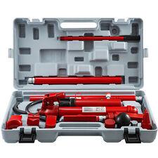 12 Ton Hydraulic Jack Body Frame Porta Power Repair Kit Auto Shop Tool Lift Ram