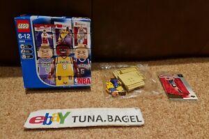 Lego Sports Basketball NBA Collectors #4 (3563) Kobe Bryant Open Box Sealed Bags