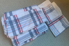 Little White Company Cot Bed Duvet Cover And Pillow Set X2