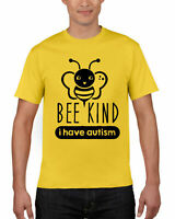 Bee Kind I Have Autisum T-Shirt, Autisum Awareness Egotist Gifts Adult Tee Top