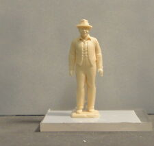 G  Or 1/24-1/25 scale  #1014  Figure UNPAINTED Resin- NO MINNESOTA SALES