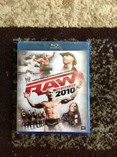WWE: Raw - The Best of 2010 (Blu-ray Disc, 2011, 2-Disc Set)NEW Authentic US