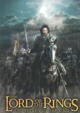Lord of the Rings Return of King Base Card Set 90 Cards