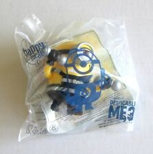 McDonald's Despicable Me 3 Minion with Weights UK Toy MIP!